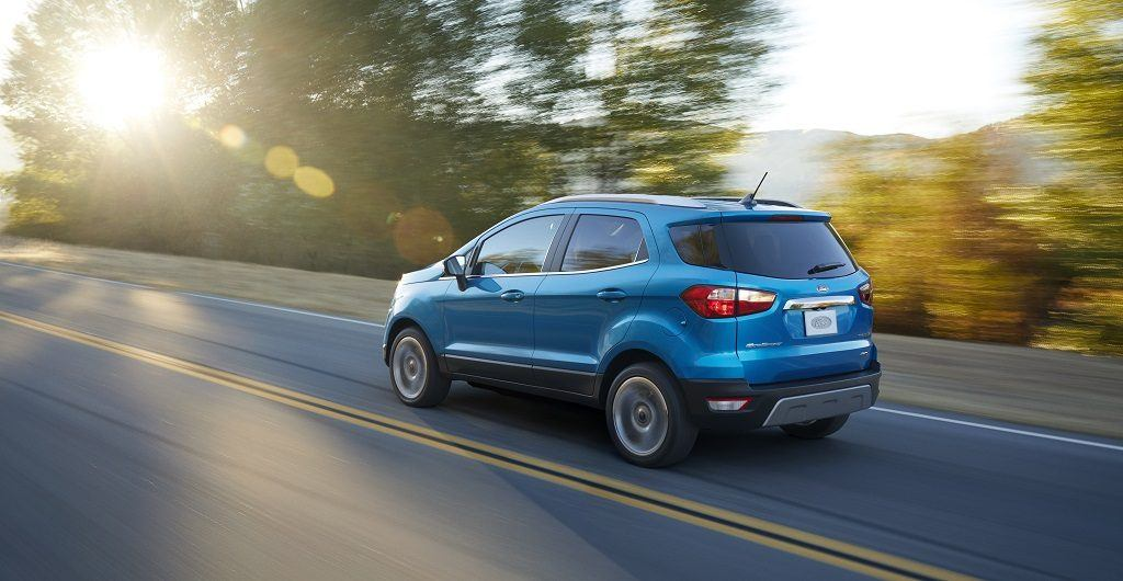 Ford compact SUV