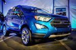 Check Out the First Glimpse of Ford's All-New EcoSport CUV