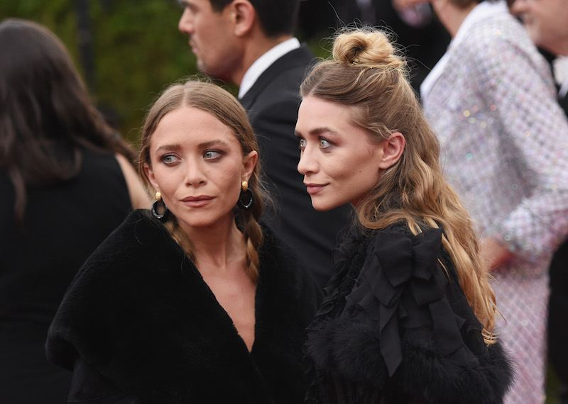 Mary-Kate and Ashley Olsen netflix   Mike Coppola/Getty Images