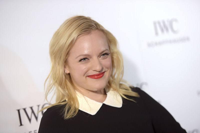 Actress Elisabeth Moss   Jason Kempin/Getty Images