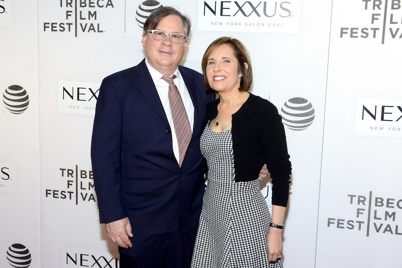 Show creators Robert King and Michelle King   Noam Galai/Getty Images
