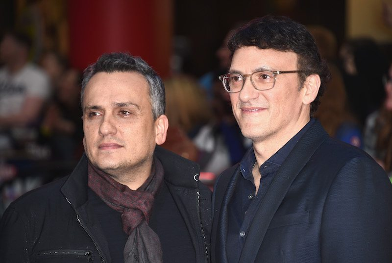 Joe Russo and Anthony Russo   Ian Gavan/Getty Images