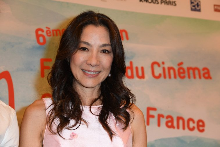 Actress Michelle Yeoh | Pascal Le Segretain/Getty Images