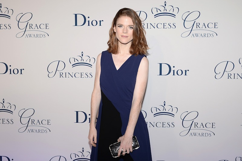 Rose Leslie   Andrew Toth/Getty Images