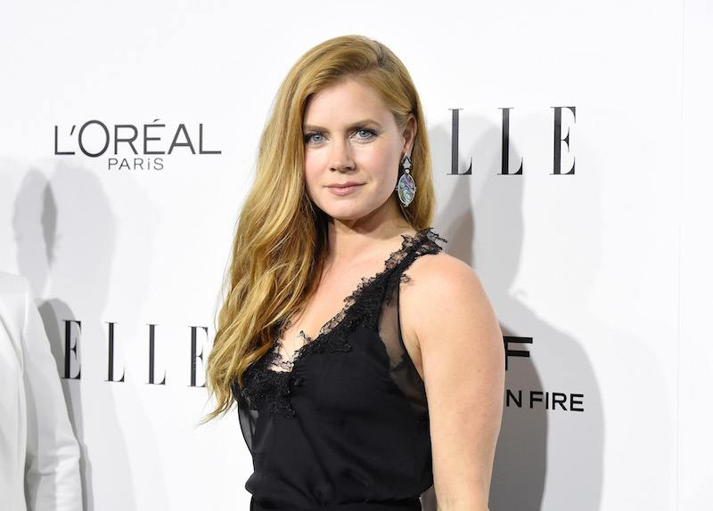 Amy Adams | Frazer Harrison/Getty Images