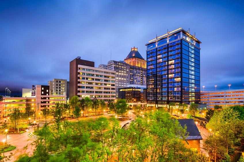 Greensboro, North Carolina, USA