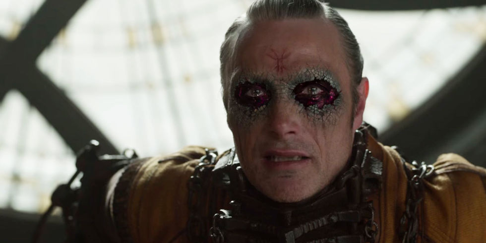 Kaecilius in Doctor Strange