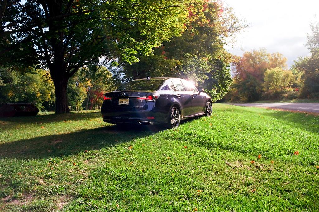 Review: Do Robots Dream of the Lexus GS 350?