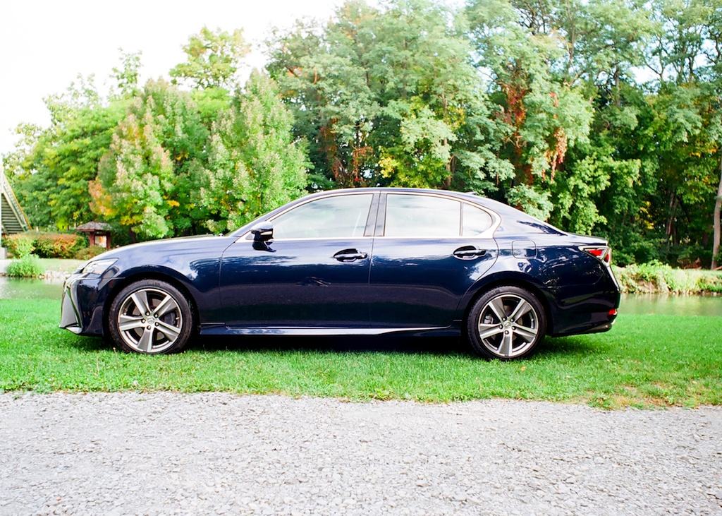 Review: Do Robots Dream of the Lexus GS 350? - Page 4