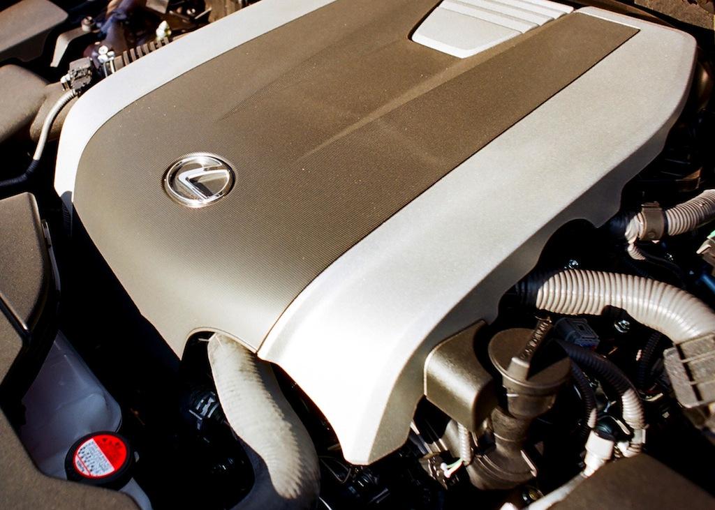 2016 Lexus GS 350