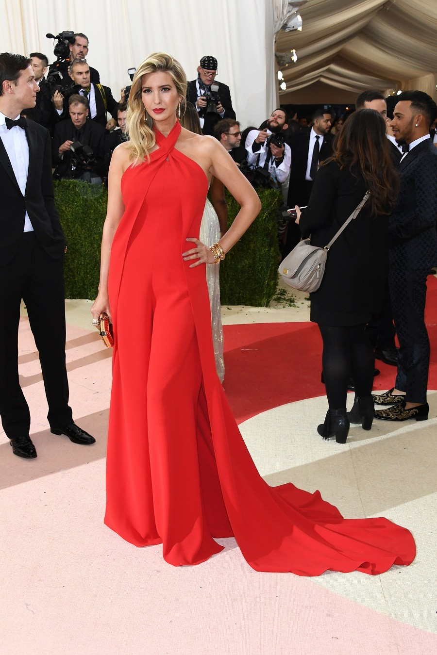 8 Times Ivanka Trump\'s Outfits Made Us Swoon