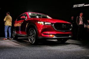 Climb Inside the Redesigned Mazda CX-5 With Its Chief Designer