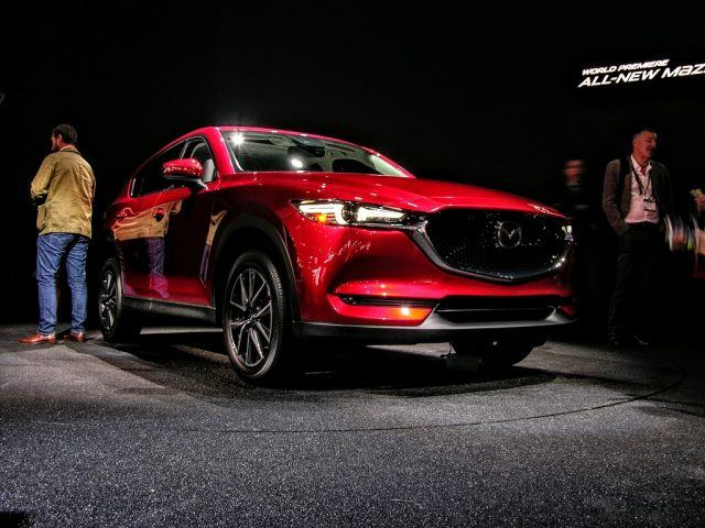 Mazda CX-5 Kodo design