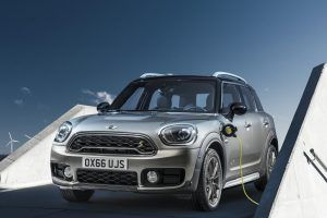 Mini Gets Bigger and Goes Electric With New Countryman