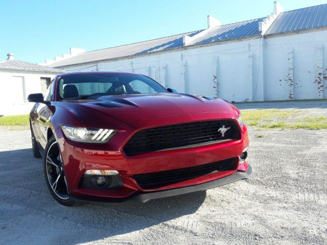 The 2017 Ford Mustang GT California Special