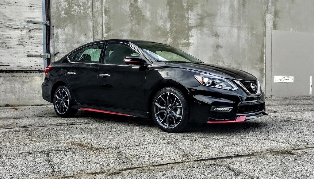 Nissan Sentra NISMO Edition