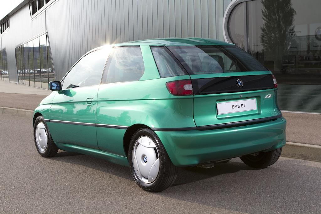 1991 BMW E1   BMW