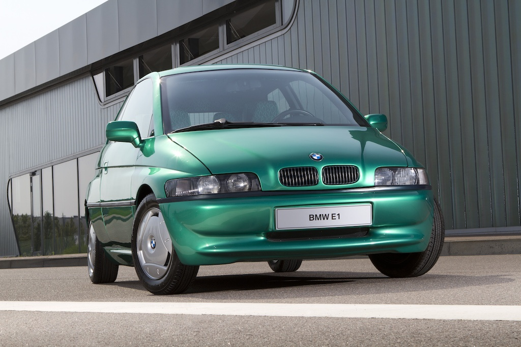 The And The Secret History Of Bmw S Electric Cars