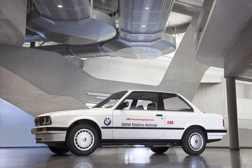 1989 BMW 325iX Electric