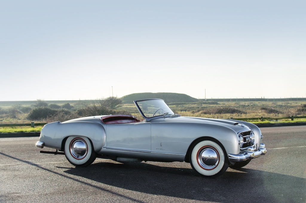 1952 Nash-Healey