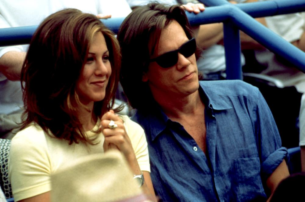 PICTURE PERFECT, Jennifer Aniston, Kevin Bacon,