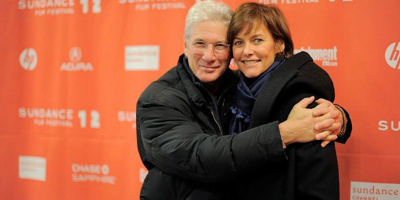 Richard Gere and Carey Lowell two celebrities who got divorced