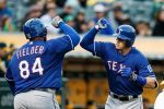 The Texas Rangers' 2017 Projected Starting Lineup