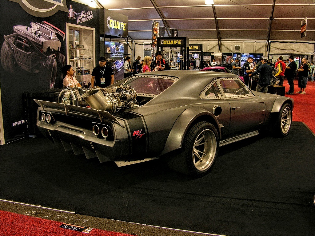10 of the Most Insane Custom Cars From SEMA 2016