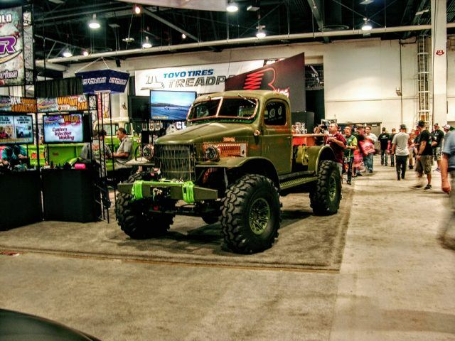 Custom Dodge Power Wagon
