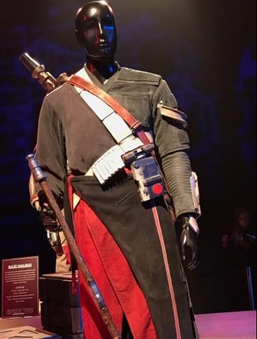 Chirrut Imwe's Rogue One costume