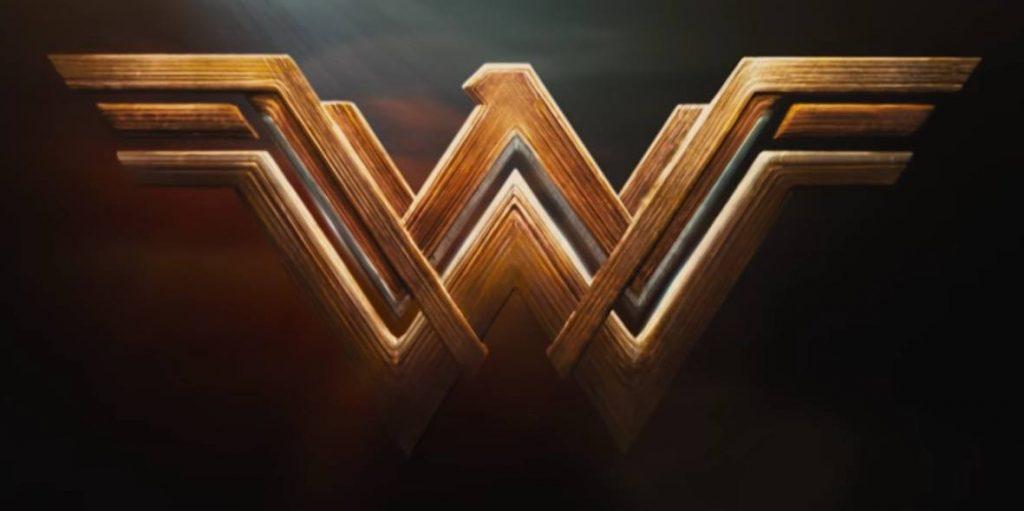 Wonder Woman movie logo