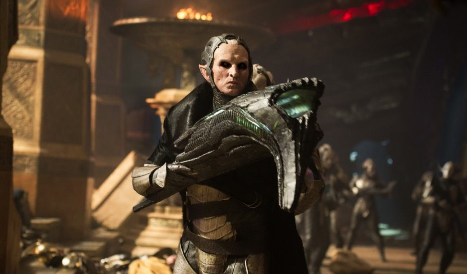 Malekith in Thor: The Dark World