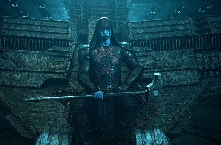 Ronan in Guardians of the Galaxy