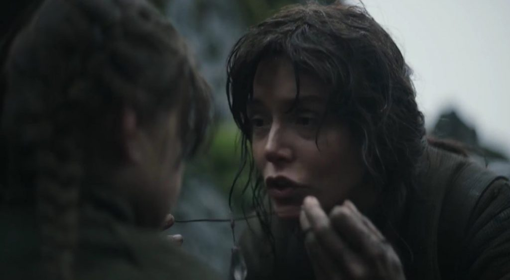 Rogue One - Jyn Erso's mother, Lyra