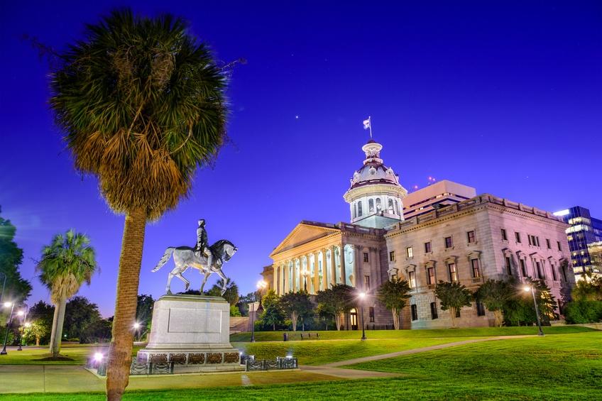 Columbia, South Carolina, statehouse