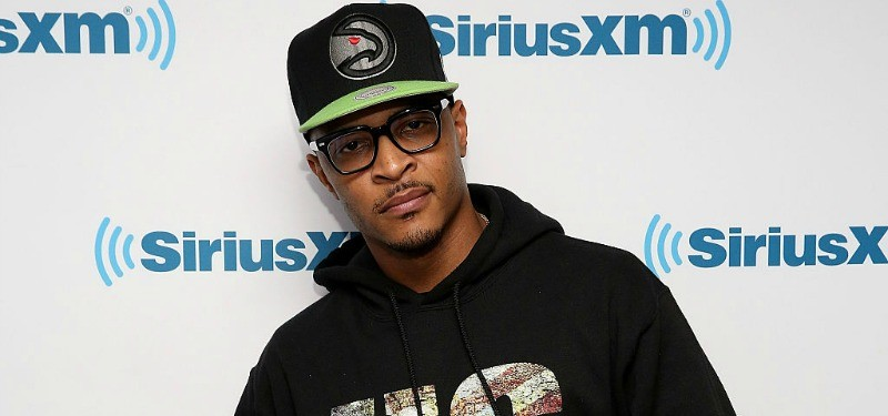 T.I. participated in anti Trump protests