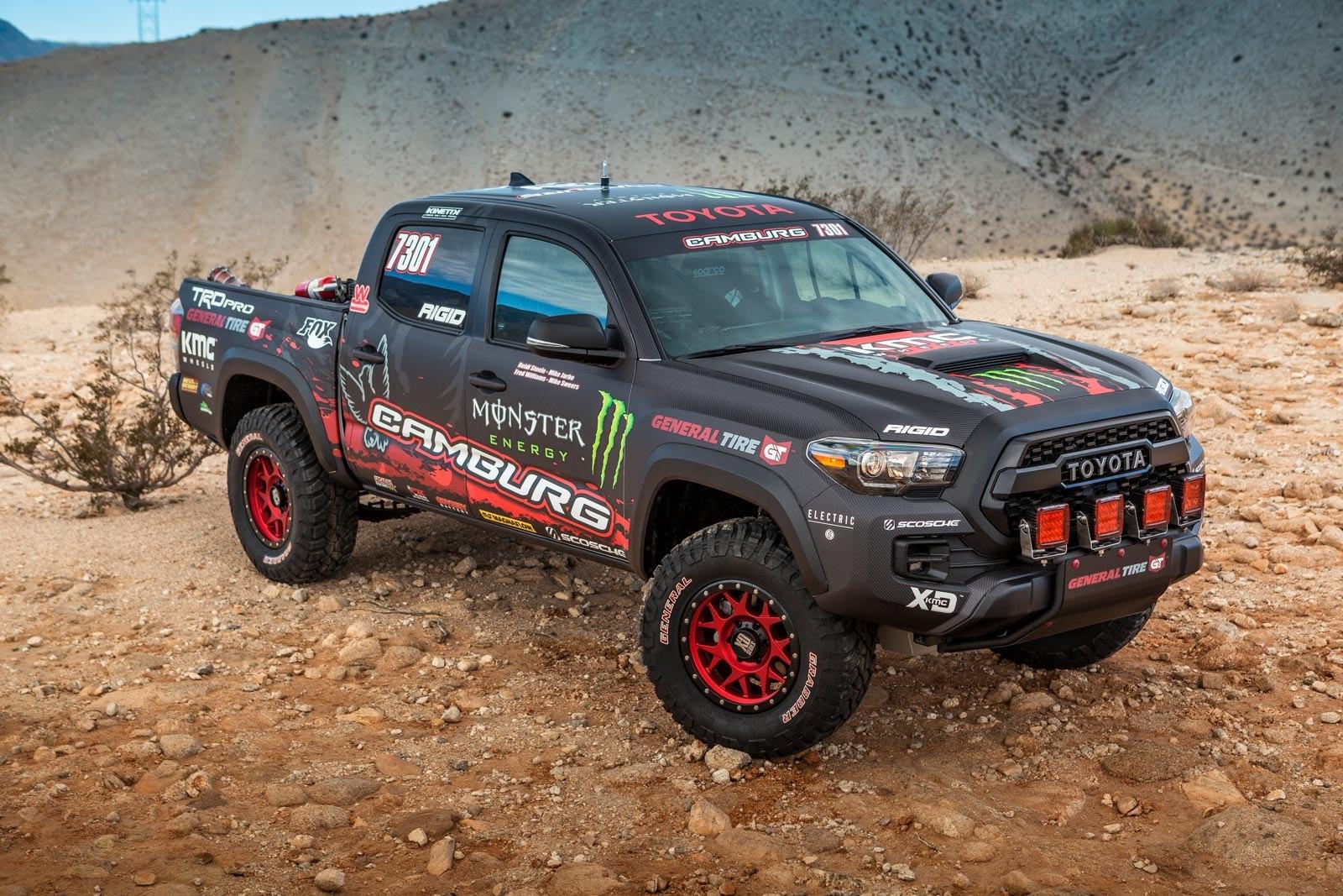 Tacoma TRD Pro Race Truck | Toyota