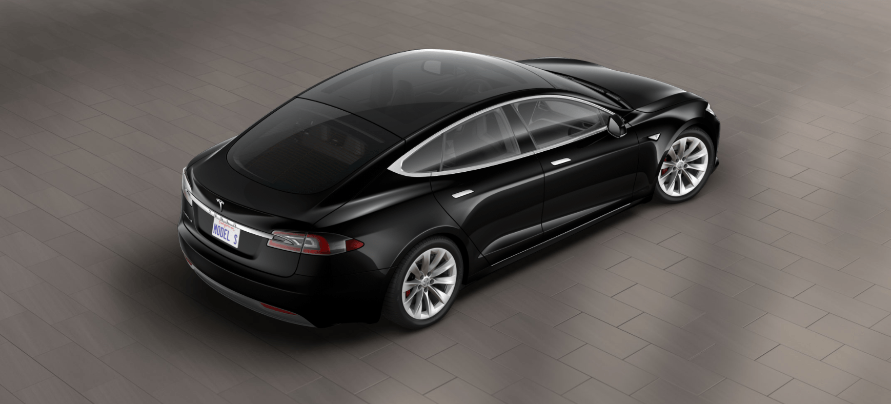 2017 Tesla P100D with optional glass roof | Tesla