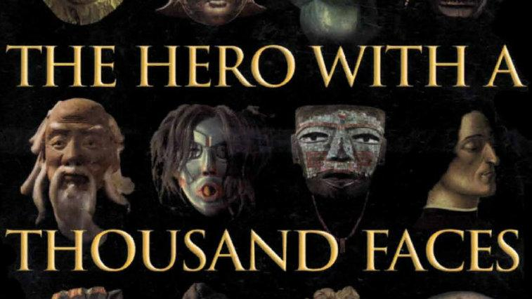 The Hero with a Thousand Faces   Pantheon Books