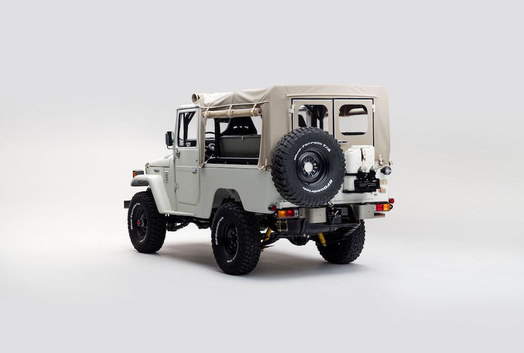 "1982 Toyota FJ43 Land Cruiser ""The Aspen Project"""