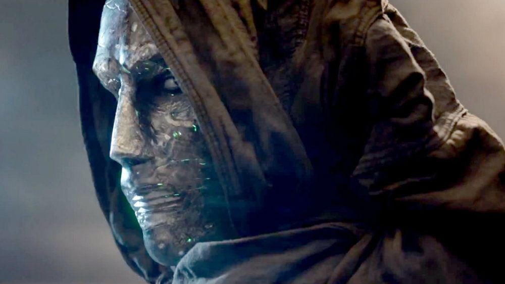 Toby Kebbell in Fantastic Four