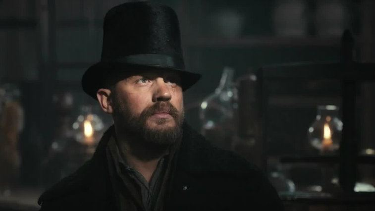 Tom Hardy in Taboo | FX