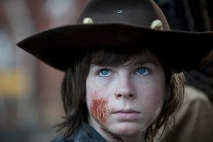 Here's What Happens to Carl in 'The Walking Dead' Comics
