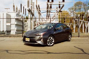 The Prius Plus Four Is Toyota's Big Green Middle Finger to the Haters