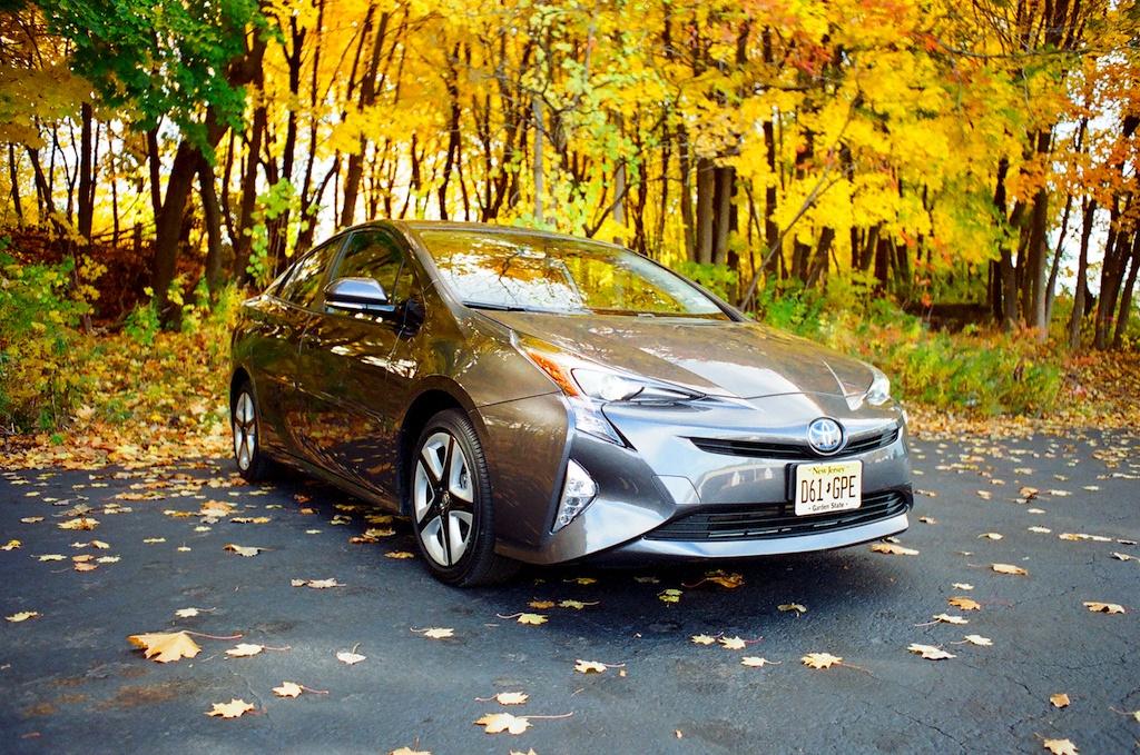 2016 Toyota Prius Plus Four