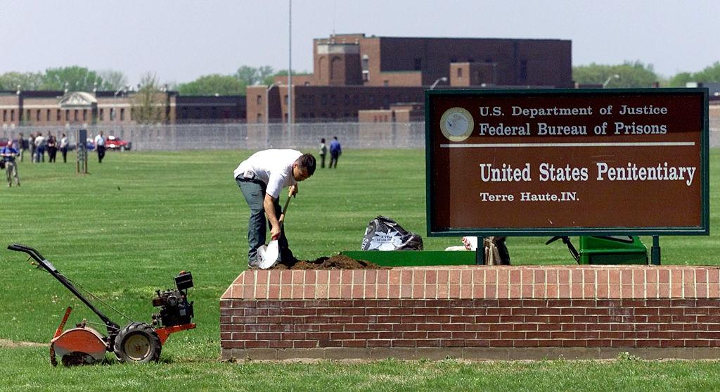 United States Federal Penitentiary Terre Haute