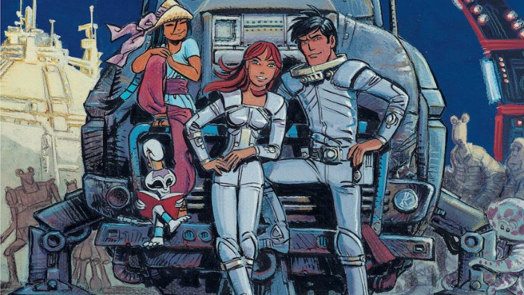 Valerian and Laureline | Dargaud
