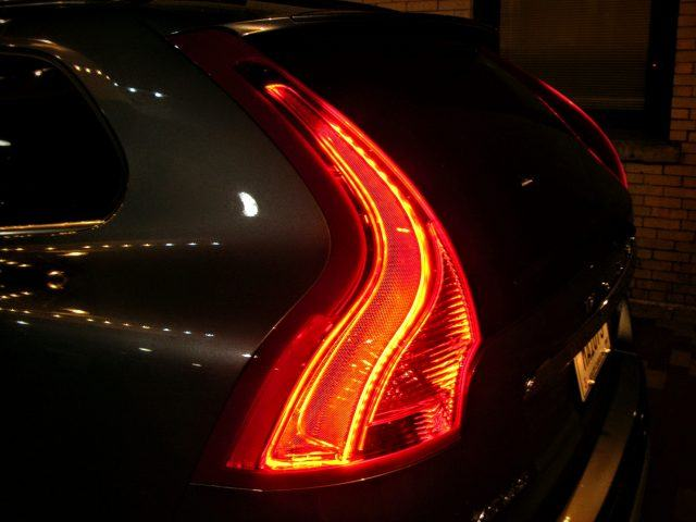 Volvo XC60 LED lights