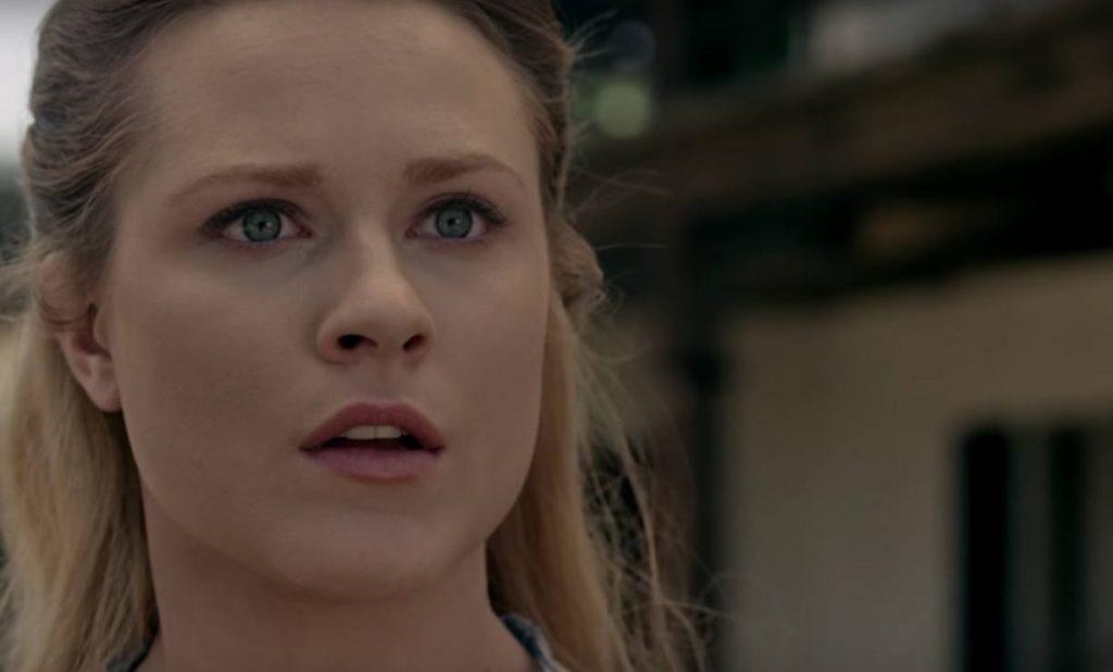 Westworld - Evan Rachel Wood as Dolores