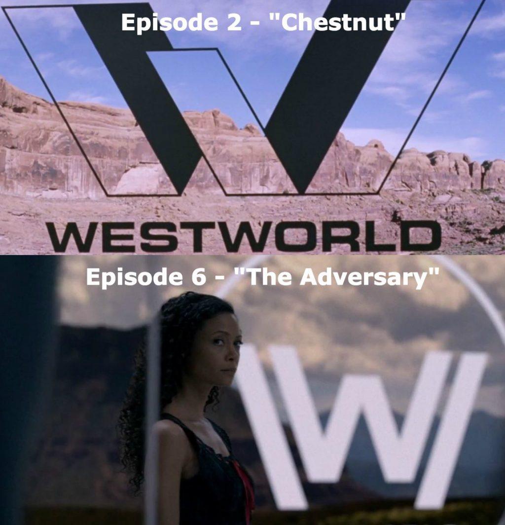 Westworld Logo - HBO